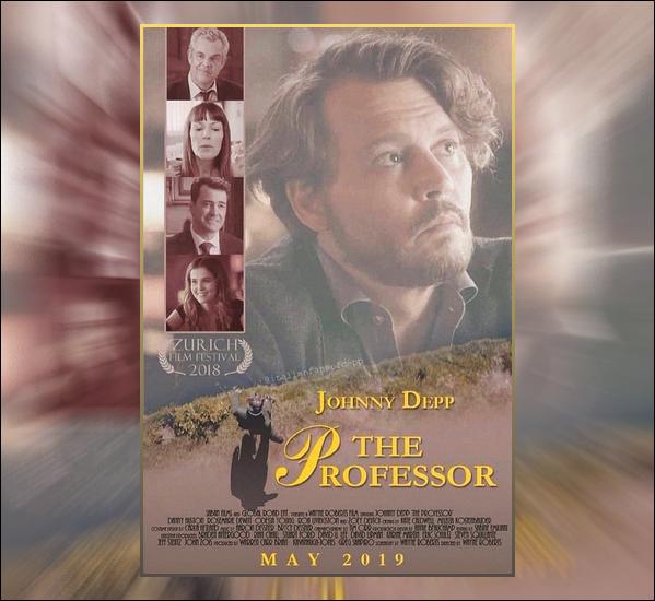 — Découvrez le trailer officiel du nouveau film de Zoey Deutch intitulé The Professor.