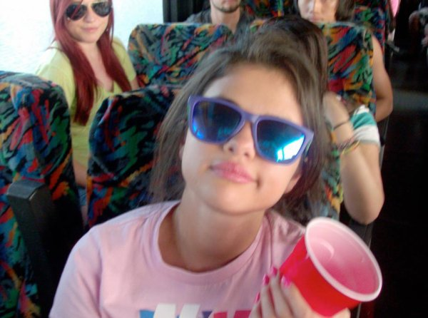 Selena gomez play in Spring Breakers