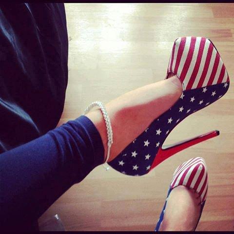 Mes nouvelles chaussures ! ;)