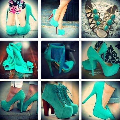 blue turquoise  ! .. ♥
