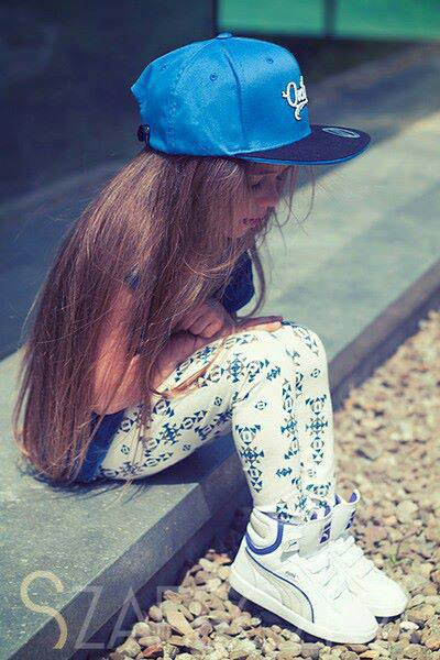 Petite fille Swagg  ! .. ♥
