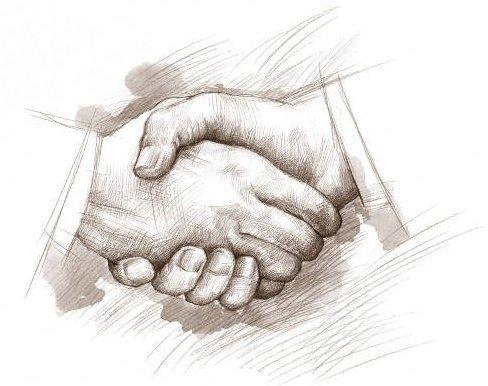 Chapitre 2 : J'ai attrapé ta main...