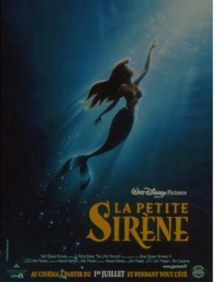 1 la petite sirene dessin anim a dr am is a wish - Sirene amoureuse ...