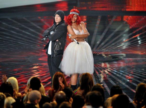 Rihanna sera bien présente au Video Music Awards