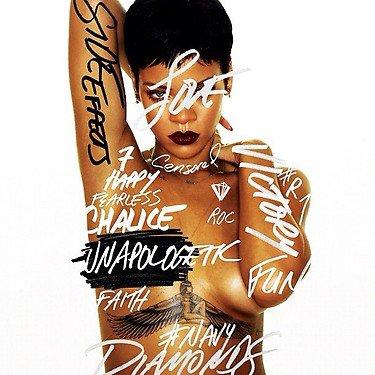 Rihanna dévoile la pochette de son nouvel album