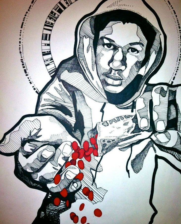 DIRTY-YOUNG POUR TRAYVON MARTIN
