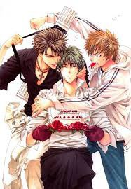Brother X Brother 5 volumes