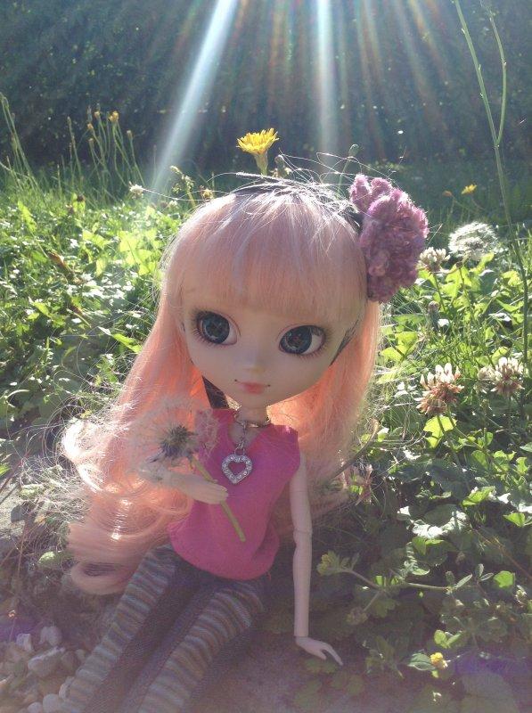 ♣ Promenade au jardin ♣