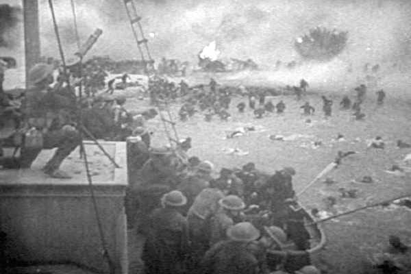 operation Dynamo ...Le sauvetage..