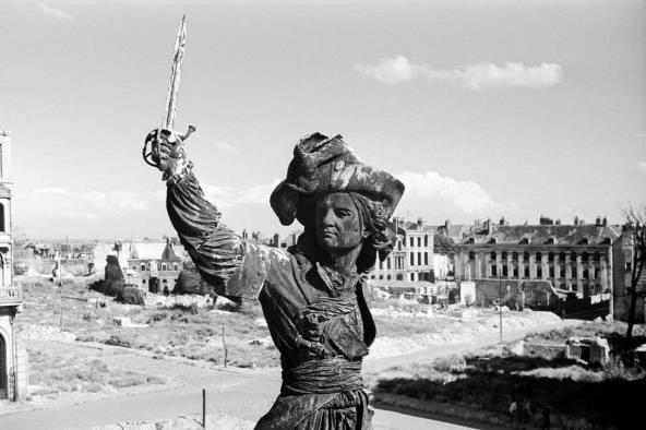 Dunkerque 1945..La libération...