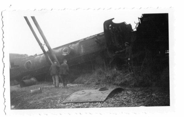Honneur à nos Anciens...La bataille du rail dans le Nord de la france 1943..à Haubourdin....
