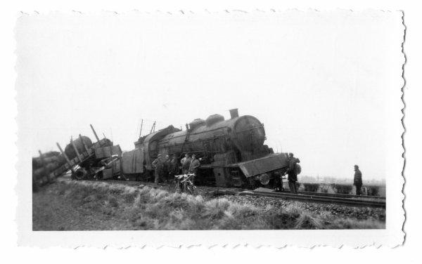 Honneur à nos Anciens...La bataille du rail dans le Nord de la france..à Wavrin.