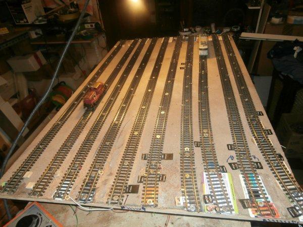 Travaux sur le réseau , module de jonction central...