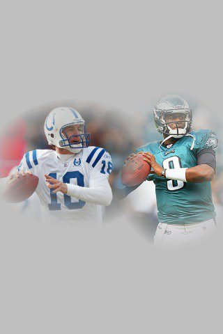 Vince young et peyton maning