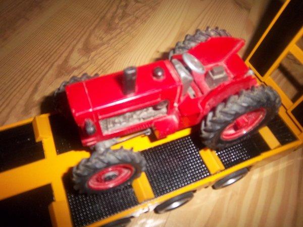 tracteur Volvo bm  (acheter d'occasion)  a rénover
