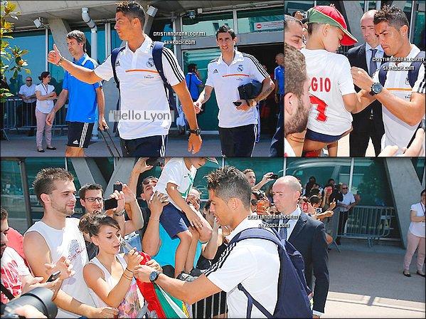 Carlo Ancelotti a accordé une interview , et a parlé de C. à l'occasion des rumeurs de son transfert. Voici tous ses propos ci-dessous ! Puis retrouvez l'entraînement du Real du 23/07/13 avant le match du 24/07 face à l'OL.                                                                                                                                                                            ( J'y étais! )
