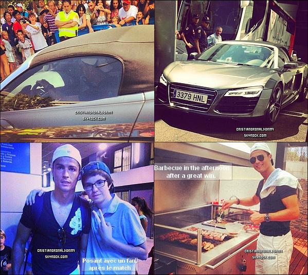 BALE → JOUEUR DU REAL MADRID     ●● La signature du joueur tant attendu !   C'est officiel , Gareth Bale a signé au Real Madrid pour une somme non officialisé de 91 millions d'euros, moins que Cristiano . Aujourd'hui, la présentation du joueur a eu lieu et a attiré environ 20 000 personnes au Stade Santiago Bernabeu, tandis que Cristiano avait attiré entre 80 000 et 90 000 supporters . ■ Vidéo de sa présentation Ici ■ Pour moi , j'espère qu'il sera à la hauteur de son transfert , car c'est une gros somme pour le joueurs qu'il est . Et vous, que pensez-vous du transfert et de l'avenir de Bale ?  + Kakà a signé pour l'AC Milan après quatre ans sous le maillot du Real, il aurait trouvé un accord avec Milan pour un contrat de deux ans . Que pensez-vous du départ de Kakà ? Personnellemnt je suis assez déçu, il faisait parti des meilleurs avec CR7 , un très beau duo qui s'arrête .  RUMEUR : A quelques heures de la fin du Mercato, le PSG, Manchetser United et l'Arsenal serait très intérrésés par le millieu de terrain allemand : Mesut Ozil . J'espère qu'il ne partira pas , et vous , vous en pensez quoi ?