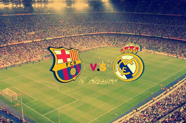 ARTICLE SPECIAL   ●●  Real Madrid vs Fc Barcelone