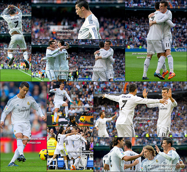 - 08/11/13 : Cristiano s'est rendu à l'entraînement du Real, le dernier avant le match face au Real Sociedad  Pour la 13ème journée de Liga, les Madrilènes affronteront le Real Sociedad le 09/11, Diffusion : 09/11 - 15H55 - BeinSport -