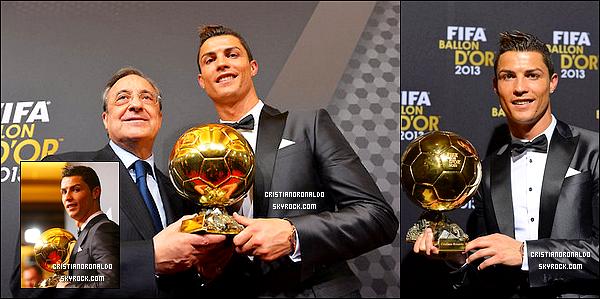 - ●● SPECIAL Ballon d'Or -