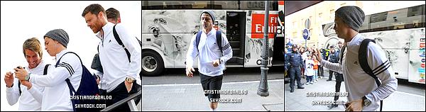 - Interview Telefoot  ●●  Cristiano a donné une entrevue à un journaliste français pour TF1 -