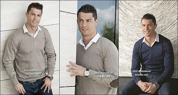 - Cristiano est le nouvel ambassadeur pour la marque d'horlogerie suisse TAG Heuer -