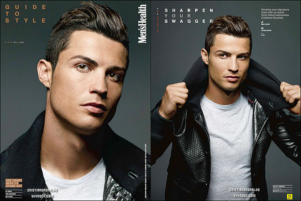 - Cristiano a été élu «athlète le plus fort» par le célèbre magazine Men's Health -