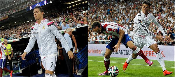 - Supercoupe d'Espagne : Le Real Madrid a affronté un de ses rival l'Atlético Madrid pour défendre ce trophée  Le 19 et 22 août ces deux équipes se sont affrontées. Après un match nul 1-1 au Santiago Bernabéu, le Real s'incline 1-0 au stade Calderon -