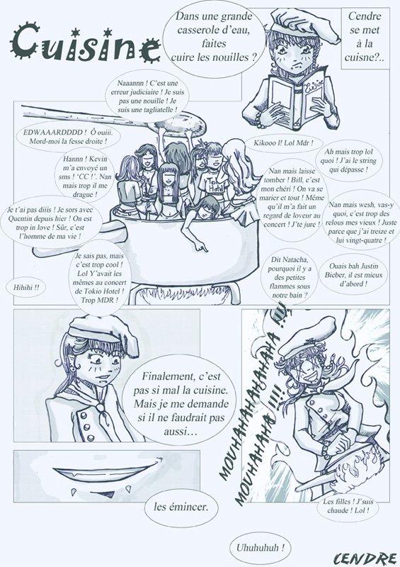 [ Mini's Stories : Cuisine ]