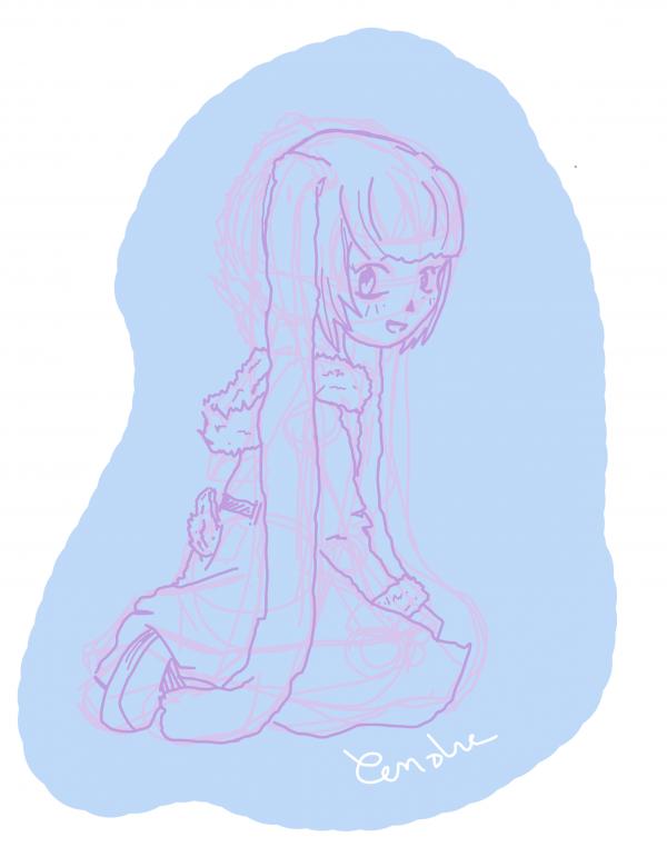 [ Illustra's : Lapine ?... ]