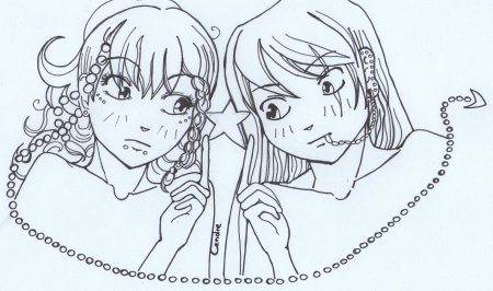 [ Illustra'Blogs : Cendre & Liam : Star ]