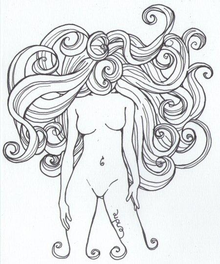 [ Illustra's : Médusa ? ♫ ]