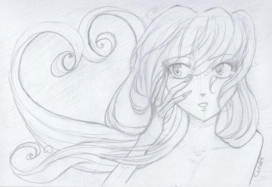 [ Illustra's : Love Hairs  ]
