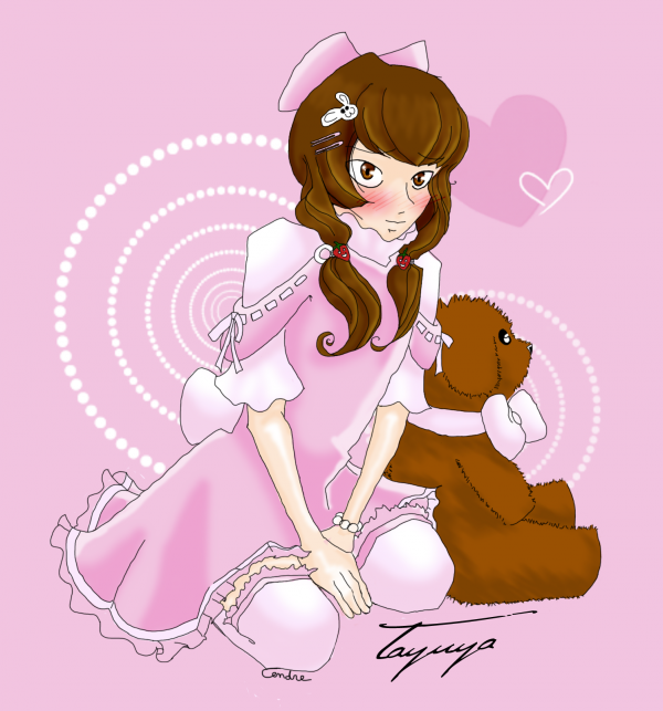 [ Illustra's ; Tayuya ♥ ]