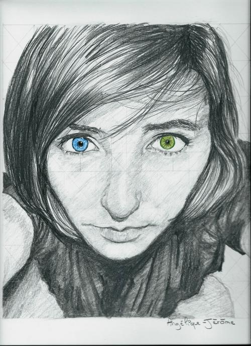 Portrait ;; 02