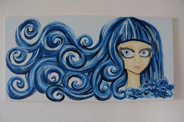 [ Peintures sur toile, BONNE ANNEE ! :D ]