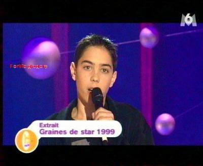 Greg chante s'il suffisait d'aimer a 17 ans