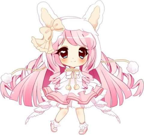 Chibi girl kawaii  <3