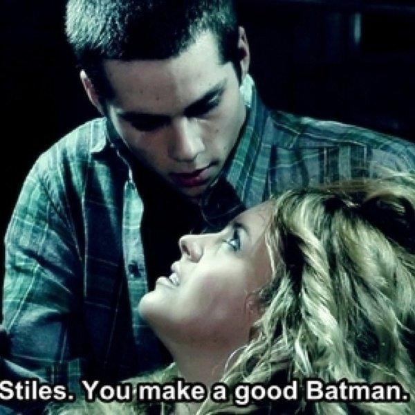 Stiles - Teen Wolf ♥