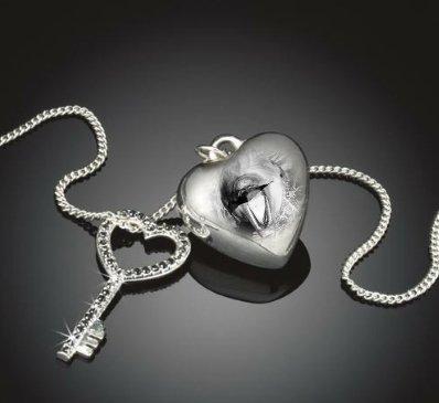 la clef de l'amitié  et le coeur de la passion  a partagé !!!!