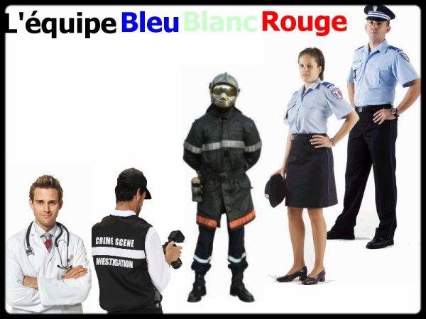 Les personnages de l'équipe BBR (48 membres)