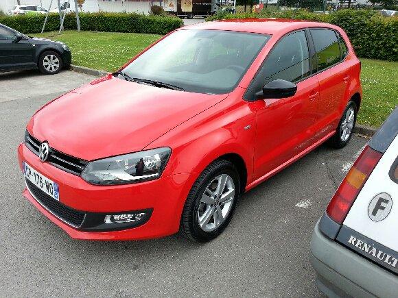 Ma nouvelle voiture ^^