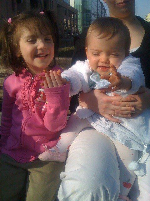 les 2 anges de ma vie