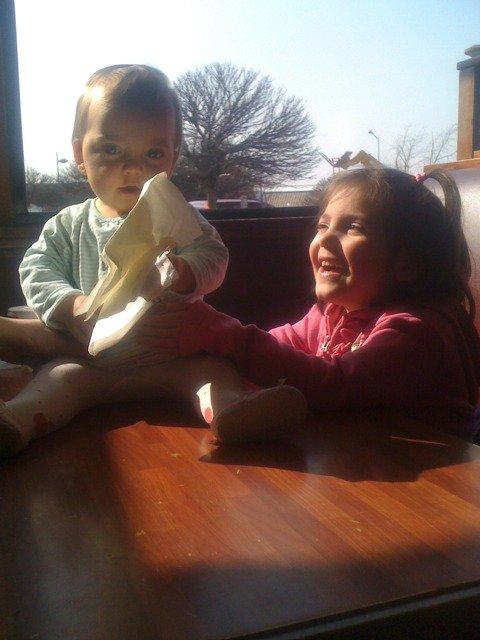encore mes 2 princesses