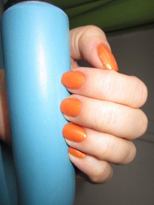 Mode orange