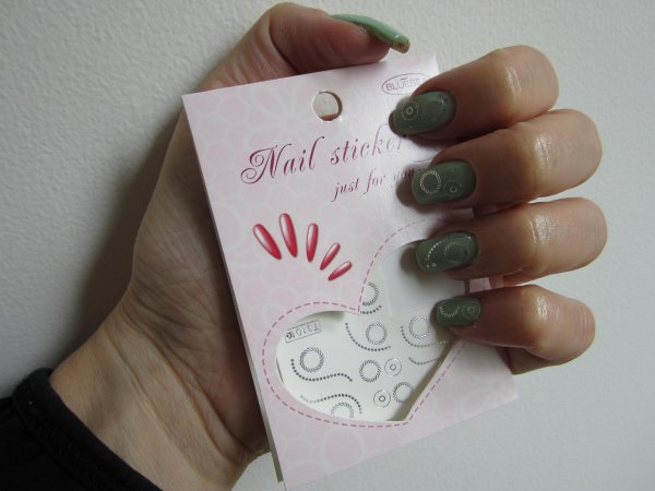 Nail art Water Decal