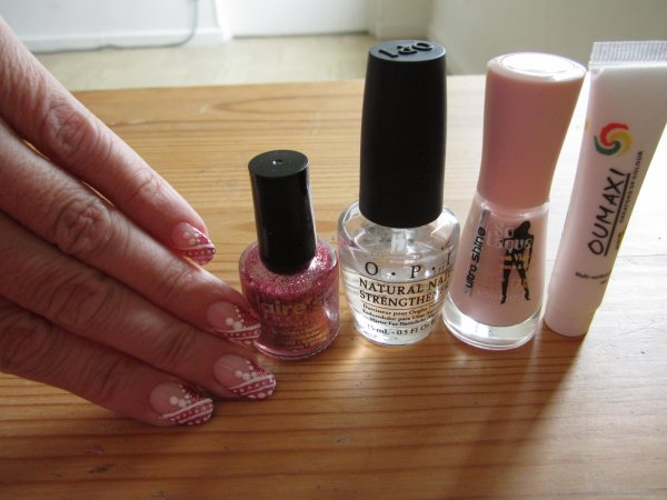 Copie nail art