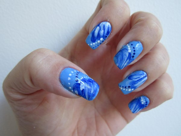 La vie en bleu !!!