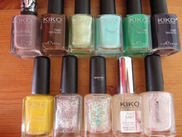 KIKO, en quantité illimitée !!!