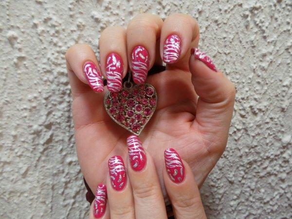 Mes ongles pour le salon SPA
